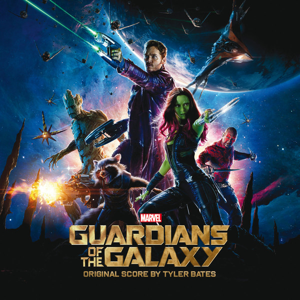 Guardians of the Galaxy: Original Score