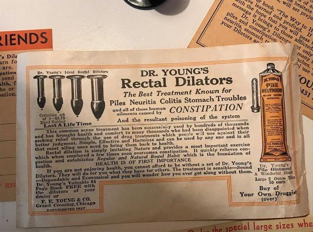 анальные дилдо медицина викторианской эпохи отвратительные мужики disgusting men